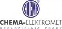 Logo CHEMA – ELEKTROMET  Spółdzielnia Pracy