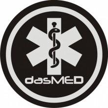 Logo DASMED - TRANSPORT MEDYCZNY TRANSPORT SANITARNY ŁÓDŹ