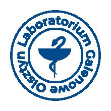 Logo Laboratorium Galenowe Olsztyn  (grupa eubioco)