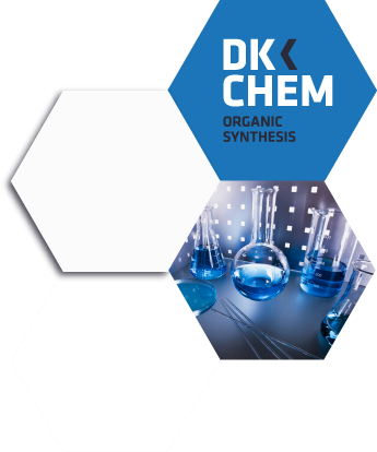 Logo DK CHEM Organic Synthesis LTD Sp. K,