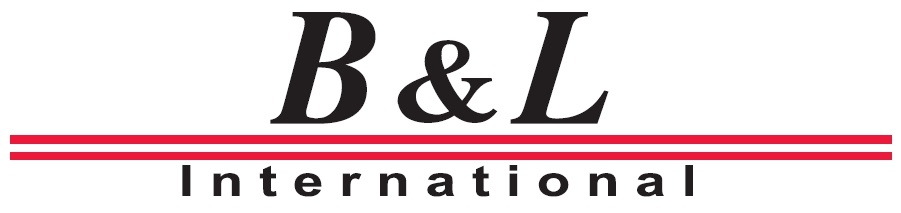 Logo B&L International Sp. z o.o.