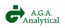 Logo A.G.A. Analytical Sp. z o.o. Sp. k.
